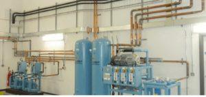 Đường ống dẫn khí y tế